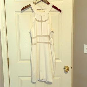 White dress by Guess